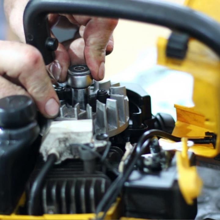 Pressure Washer Parts & Service