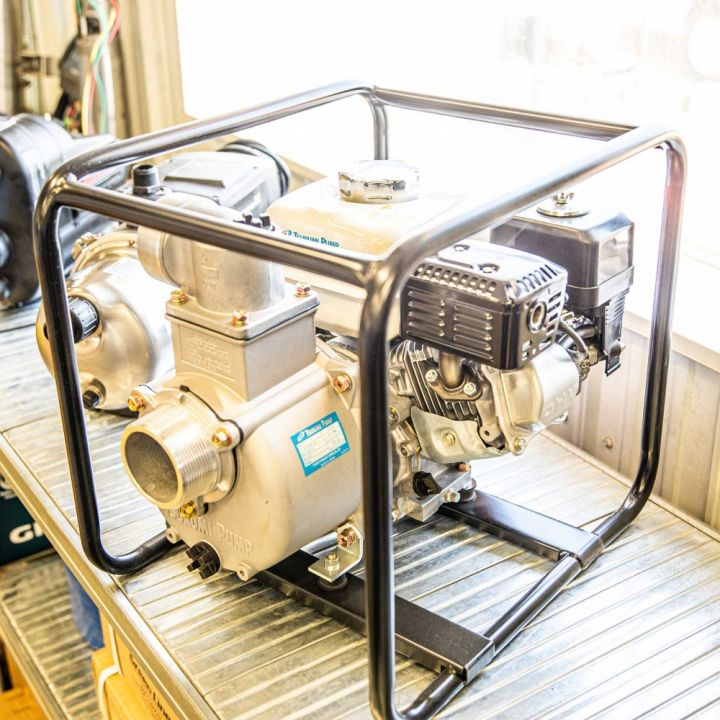 Water Pumps And Pump Systems