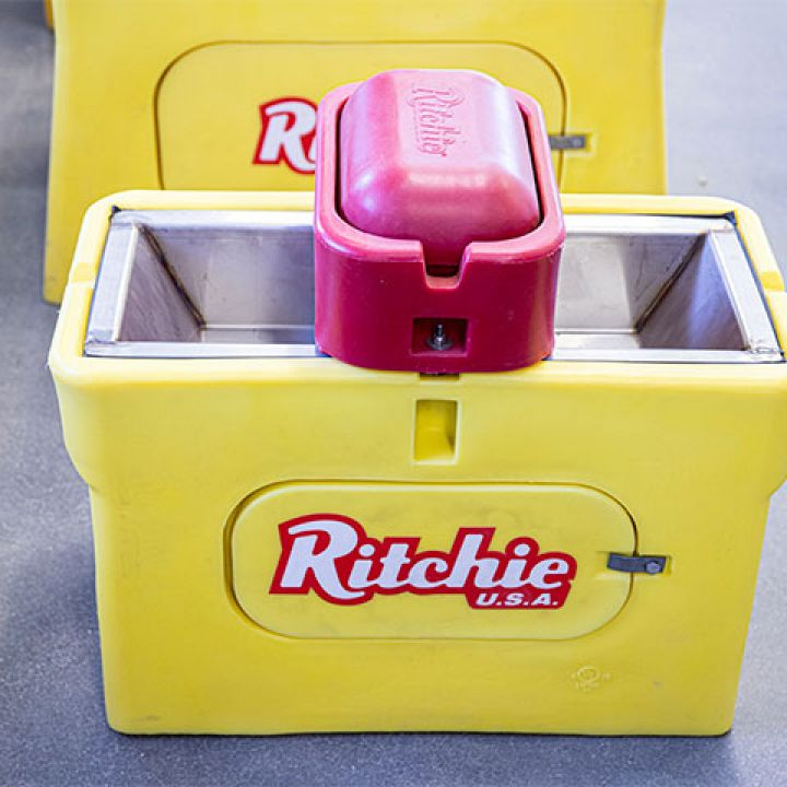 Ritchie water bowls