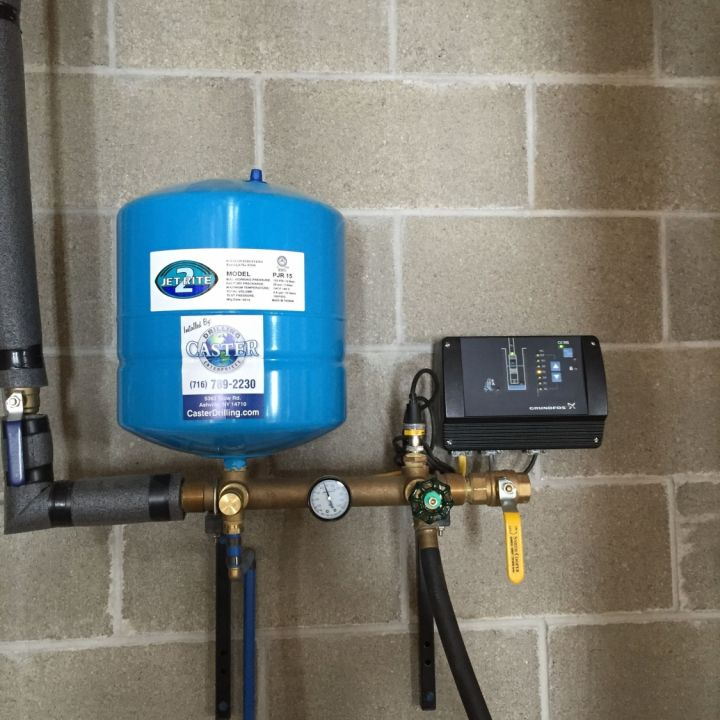 SQE Constant Pressure System